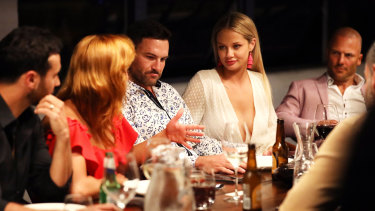 Powerhouse dinner parties drive massive viewership to the show, now in its sixth season.