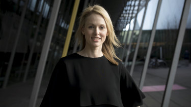Bronwyn King was concerned that her superannuation could be invested in tobacco companies.