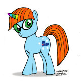A Marise Payne My Little Pony.