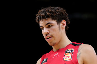 LaMelo Ball has finished his stint in the NBL.