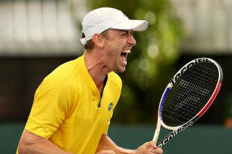 John Millman has come up with an idea for a teams tennis competition in Australia, should the country recover from the coronavirus crisis before the ATP tour restarts.
