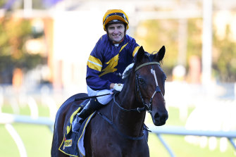 Tofane's last-gasp All Aged Stakes win made Opie Bosson the carnival's leading group 1 jockey.