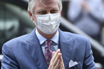 Belgium's King Philippe has offered his deep regrets for the injuries and humiliation suffered by the Congolese under colonial rule.