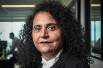 Tania Farha, chief executive  of the peak family violence body DVRCV has raised the alarm on lack of shelter for violence victim-survivors.