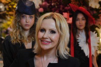 Sydney society milliner Nerida Winter is shutting her Double Bay boutique after 23 years.