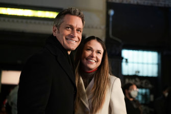 Will they or won't they? Charles (Peter Hermann) and Liza's (Sutton Foster) relationship reached a new level of uncertainty in the final season.