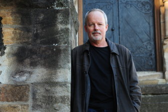Previous winner Michael Robotham is again up for the Gold Dagger award.