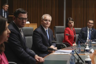 National cabinet will meet face-to-face in Darwin in July.