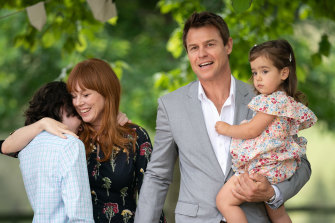 When we first met Dr Hugh Knight (Rodger Corser) he was exiled to his hometown because of his bad-boy behaviour. At the ironically named Whyhope, he discovers the value of family and community.