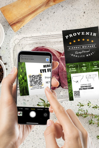 Provenir's mobile abattoir reduces cattle stress and feeds qualitative data back to farmers.