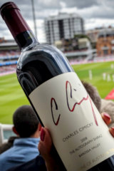 Lord's is the only international cricket ground where you can brings your own bottle of wine.