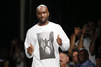 Virgil Abloh, of Off White and Louis Vuitton, is one of the great Millennial fashion successes of the past five years.