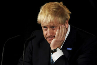 Boris Johnson is contemplating a 'no deal' Brexit at the end of October.