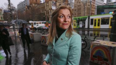 Reason Party MP Fiona Patten.