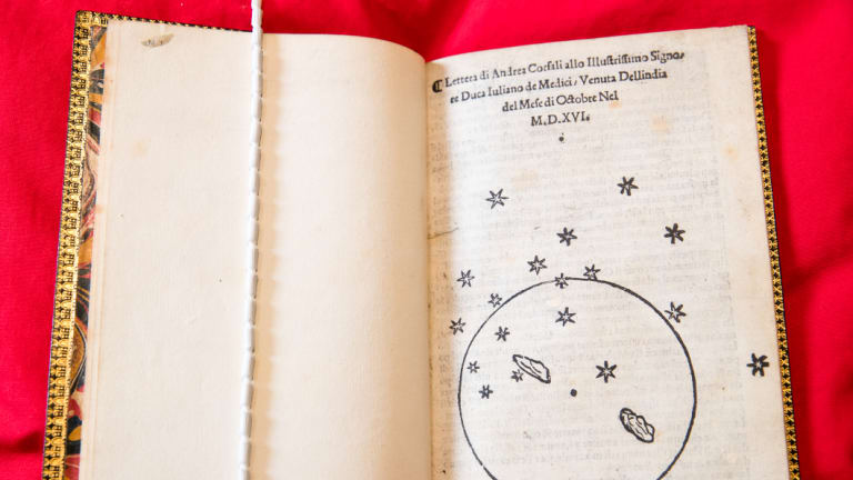 The State Library of NSW has acquired for $1.19 million the oldest known description of the Southern Hemisphere by a European.  The letter by Italian adventurer Andrea Corsali 502 years ago is still in top condition.