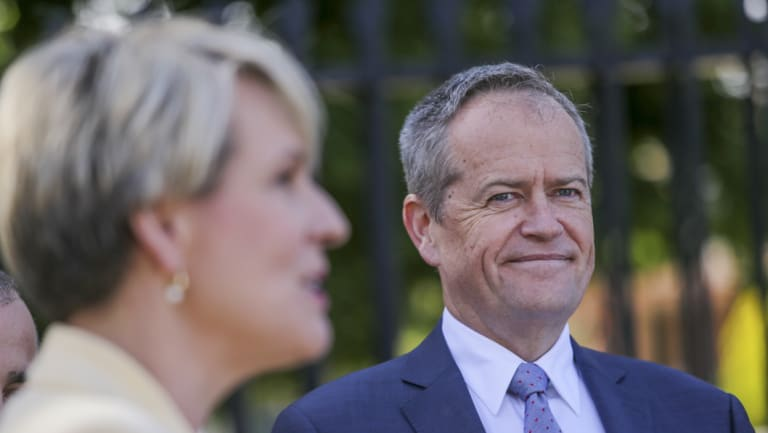 Opposition Leader Bill Shorten has now held the job for five years.