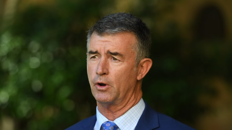 Shadow Treasurer Tim Mander said if the Palaszczuk government established a sovereign wealth fund, it would have the support of the Queensland LNP.