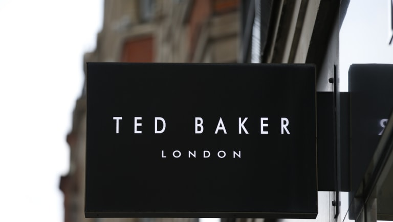 Ted Baker employees have started a petition to end what they have described as a culture of 'forced hugging'.