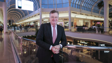"Vicinity CEO Grant Kelley has scrapped plans to sell malls because of an ""unforgiving"" market."
