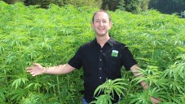 Paul Benhaim, chief executive of hemp company Elixinol Global, says Australia lags behind the US in acceptance of cannabis-derived products.