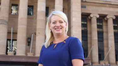 Brisbane's deputy mayor, Krista Adams says  the Council will buy the Nathan land only if it to be sold to developers.