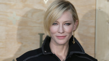 Cate Blanchett will head this year's Cannes film festival jury.