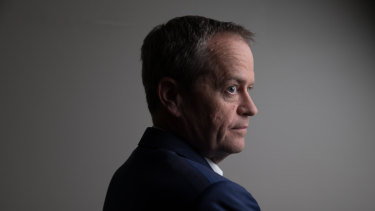 Labor leader Bill Shorten says he's ready to face a Scott Morrison-led government.
