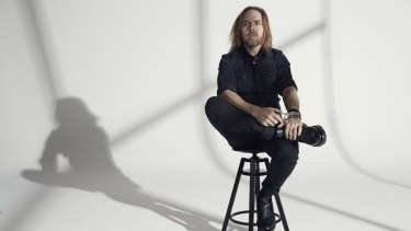 """Tim Minchin: """"You see, I didn't grow up thinking I was allowed to be an artist."""""""