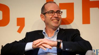 Square Peg Capital co-founder Paul Bassatt is a backer of Prospa.