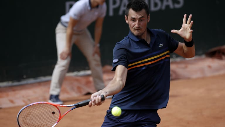 Bernard Tomic could play in Canberra if he chases ranking points at a challenger event.