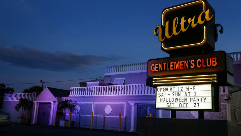 Employees at the Ulta Gentleman's Club in West Palm Beach, Florida, said Cesar Sayoc worked as a disc jockey and bouncer there.