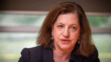 Australian Energy Market Operator chief executive Audrey Zibelman.