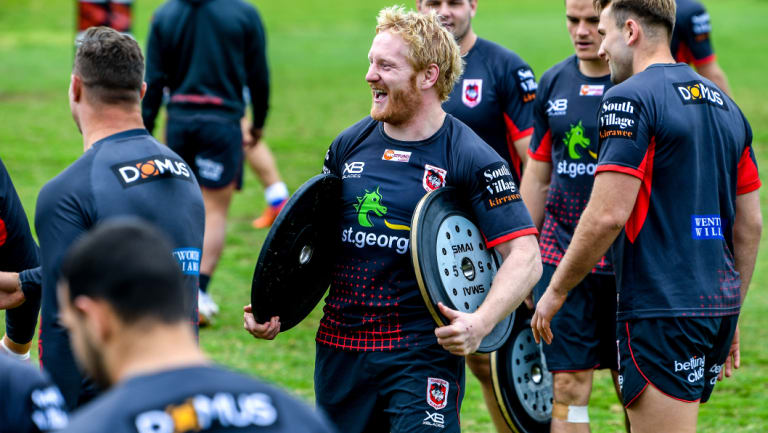 Man of contradictions: James Graham combines a love of the hard stuff, and a fondness for moisturiser.