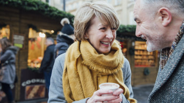 There are more than 2.3 million  single Australians over 50 and now they have their own dating app.