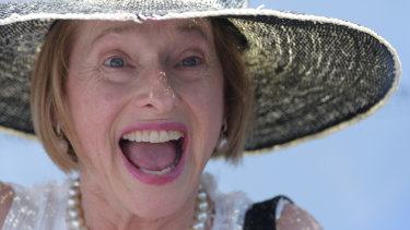 Racing royalty: Gai Waterhouse.