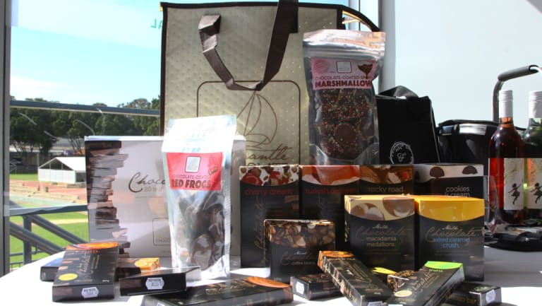 The Fremantle Chocolate Ultimate Bag is the most expensive showbag on offer, costing $125.