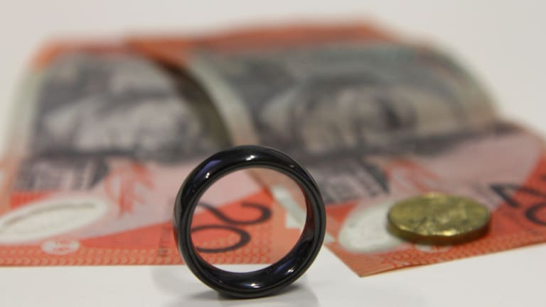 The one ring to rule them all. The Bankwest halo payment ring is the latest step in the march toward a cashless society.