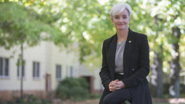 Professor Emma Johnston, UNSW Dean of Science and president of Science and Technology Australia.
