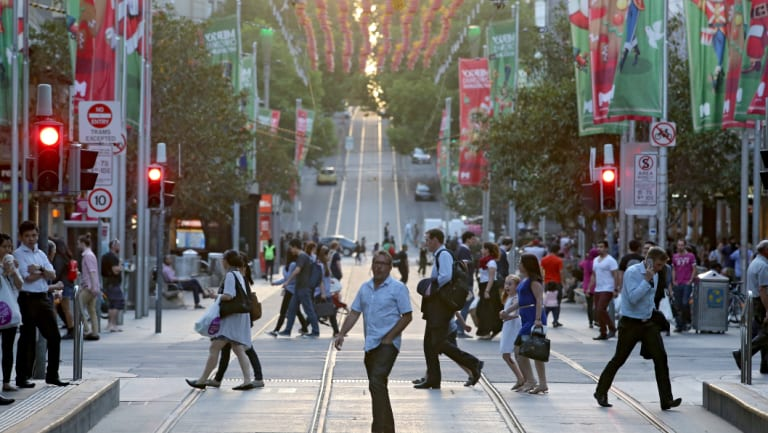 Melbourne's population is set to pass 5 million in August, 2018