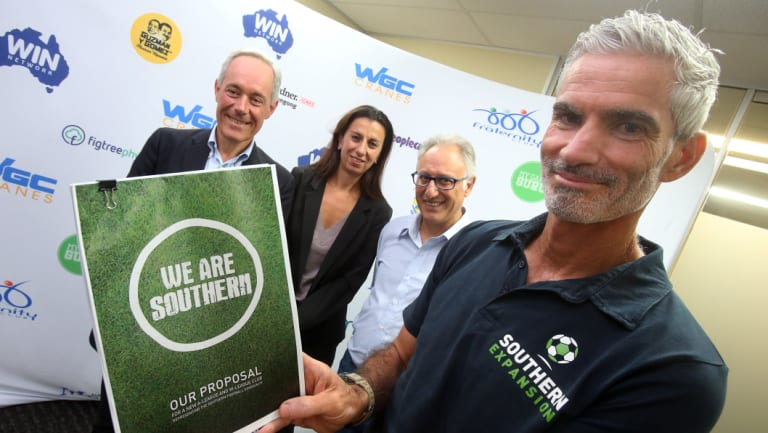 Craig Foster is head of football for the Southern Expansion bid but will resign from the post if elected to the FFA board.