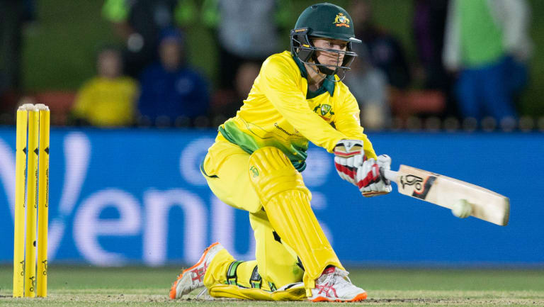 Seven broadcast its first ever cricket match on Saturday night: A Women's T20 match between the Southern Stars and the White Ferns.