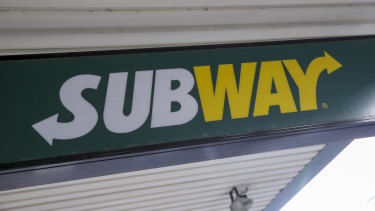 Subway denies it is reducing its store count.