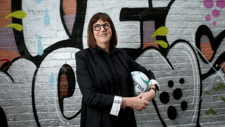 Australian Sports Commission chief executive Kate Palmer.