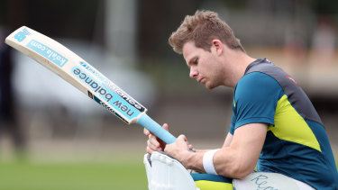 Steve Smith will have to find a way to contend with the moving ball during the series.