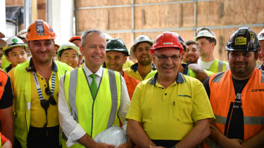 Opposition leader Bill Shorten will announce his plans for a living wage on Tuesday.