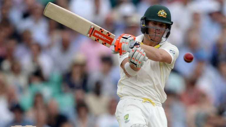 David Warner will be returning to a happy hunting ground in South Africa.