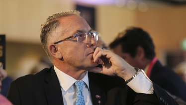 Foxtel chief executive Patrick Delany received an offer of $US2 billion from a veteran US cable executive.