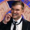 Explaining the Brownlow's great mystery: vote inflation