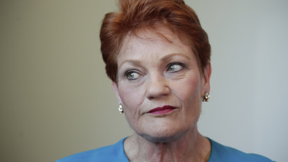 Today Show cuts ties with Pauline Hanson