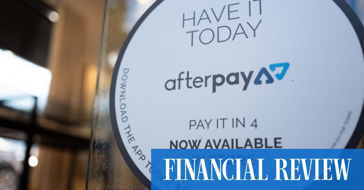 Photo of Afterpay US listing a distraction as local growth tapers: UBS